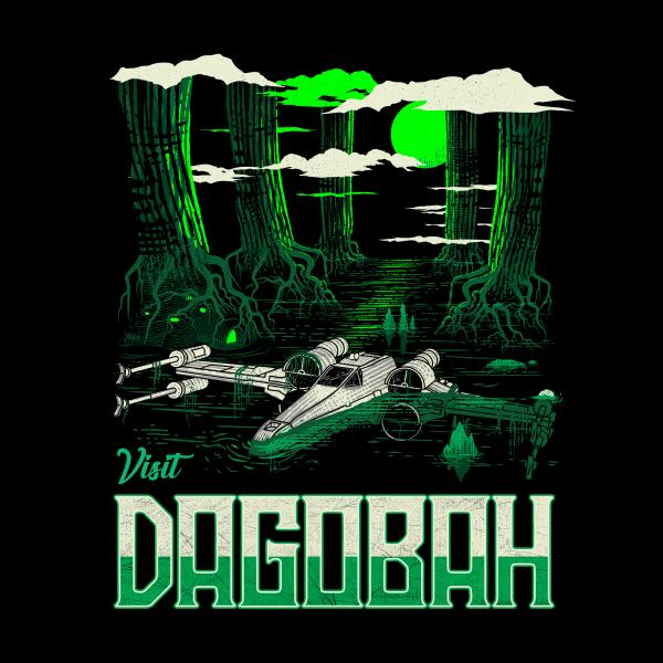 Visit Dagobah