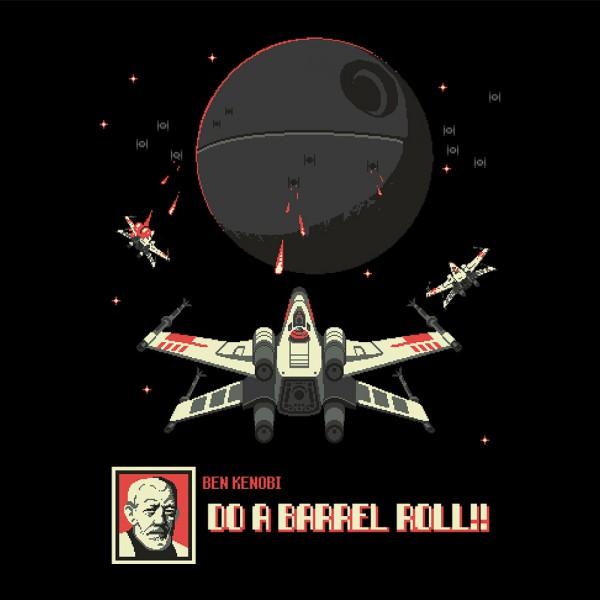 Luke Do A Barrel Roll
