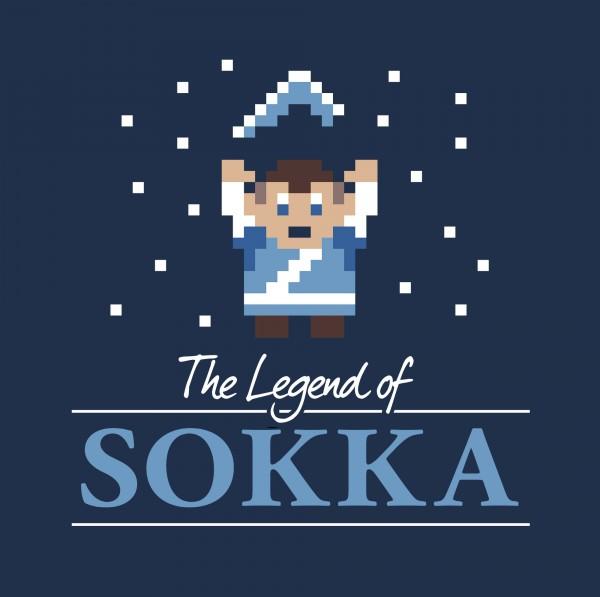 The legend of Sokka