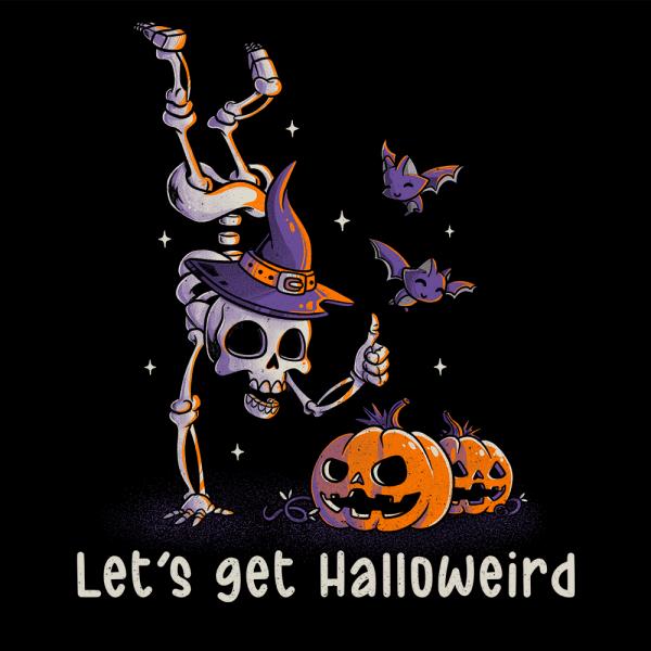 Lets get Helloweird