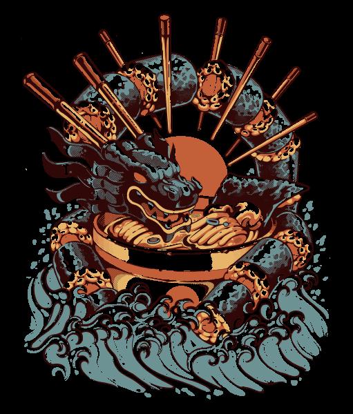 Ramen Sushi Dragon