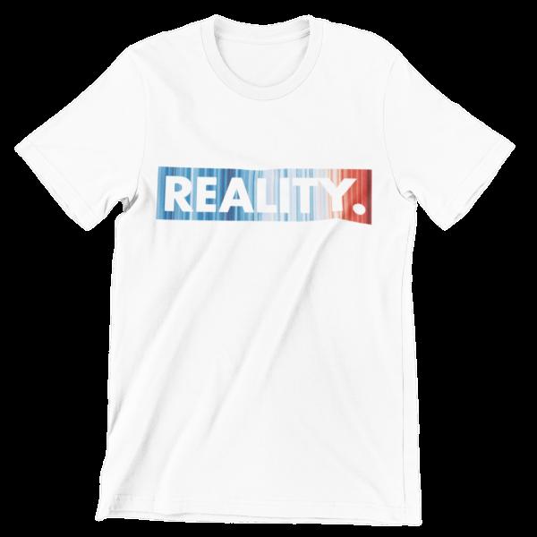 REALITY - LiveforLifeTV - weiß