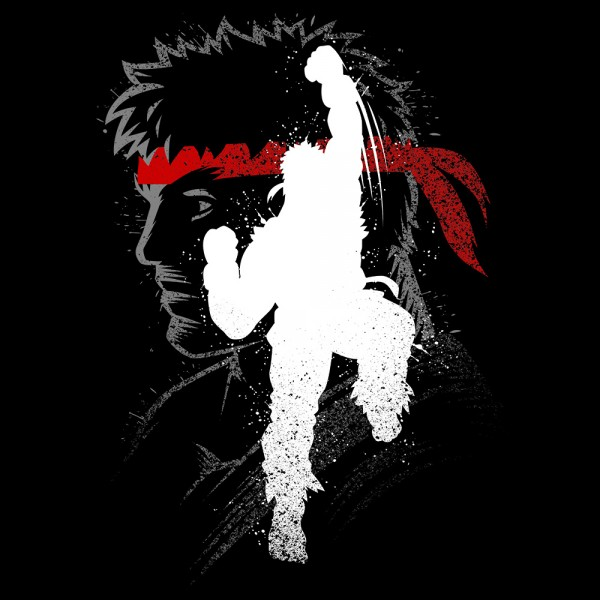 Inking Ryu