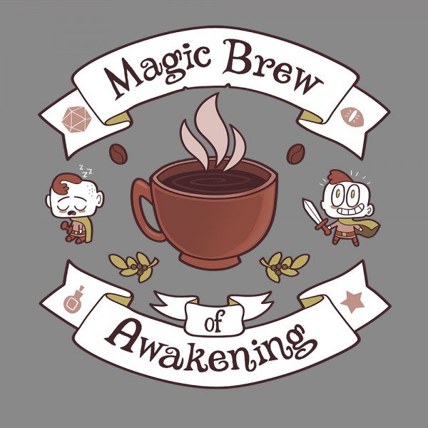 Magic Morning Potion