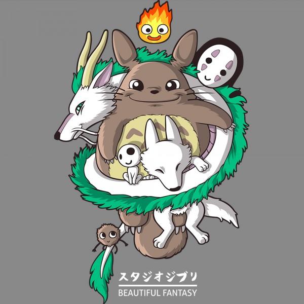 Studio Totoro