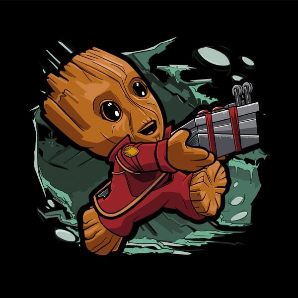 Tiny Groot