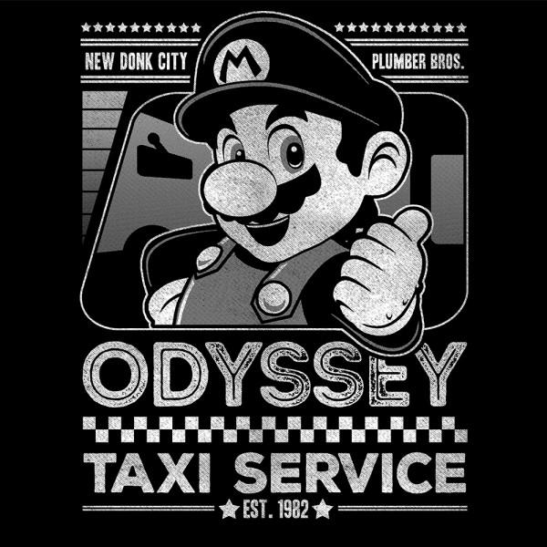 Mario Taxi
