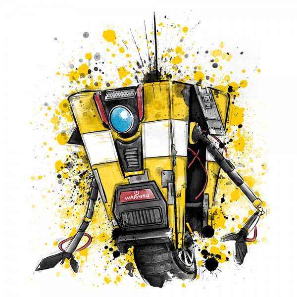 CL4P TP Robot