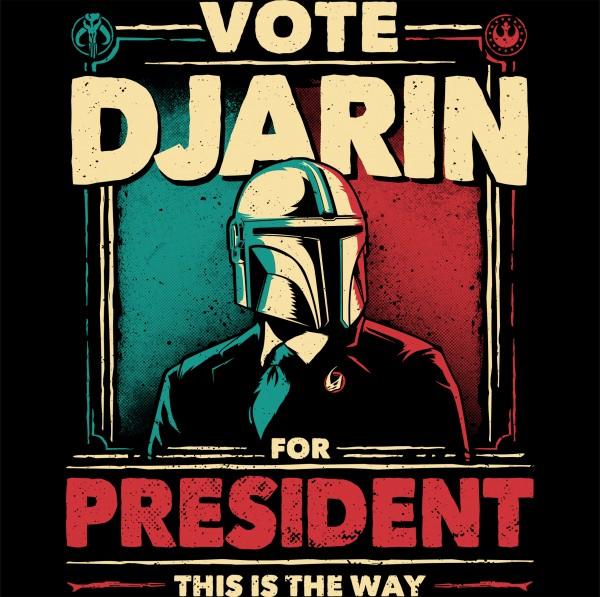 Djarin 4 President