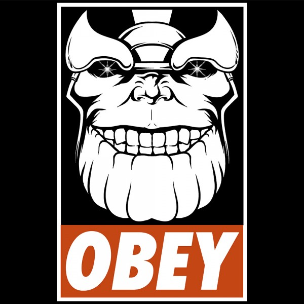 Obey The Titan