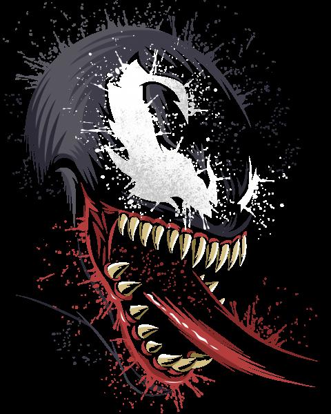 Symbiote Jaws