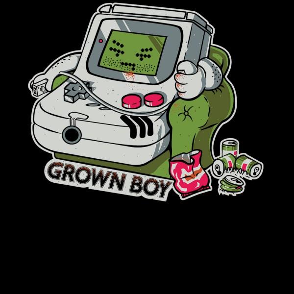 Grown Boy