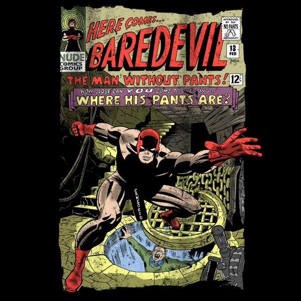 Baredevil Comic