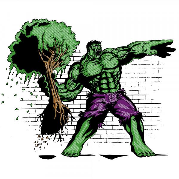 Tree Thrower