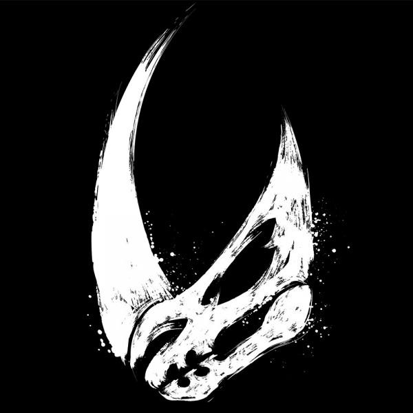 Mudhorn Skull