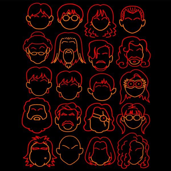 H P Heads