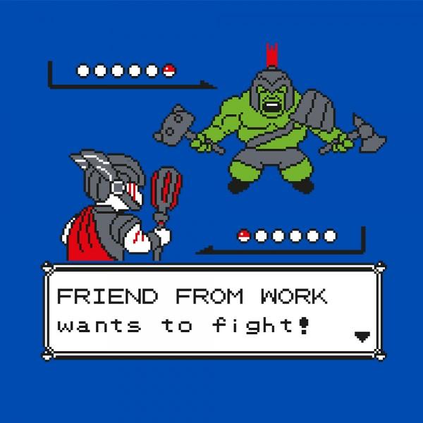 Friendly Foe
