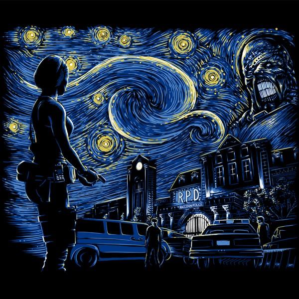 Starry Evil