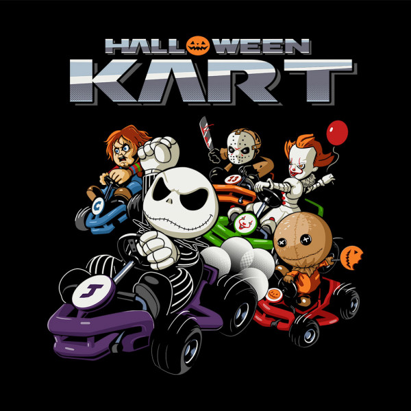 Halloween Kart